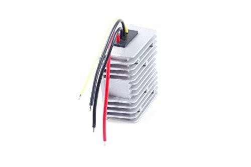 KNACRO 12V 24V (9-30V) To 48V 6A 288W DC-DC Waterproof Boost Converter Automatic Step Up Voltage Regulator Module Car Power Supply Voltage Transformer Input 9-30V with 4 Wires (12V UP TO 48V 6A) by KNACRO (Image #8)