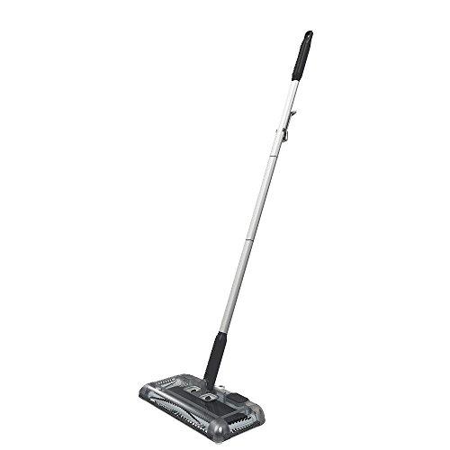 BLACK+DECKER HFS215J01 7.2-Volt Lithium Floor Sweeper 60 Min Lith Floor Sweeper, Charcoal Grey ()