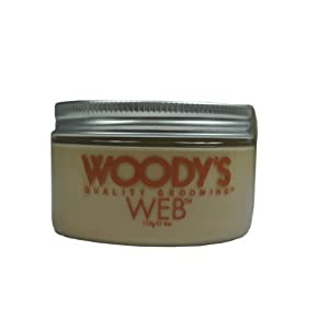 Woody's Quality Grooming Web 3.4 OZ by Woody's [Beauty]