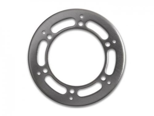 2.2 Ring Beadlock (Axial Racing #AX8117 2.2 Rock Beadlock Ring - Grey (2pcs) for Axial AX10 Deadbolt)