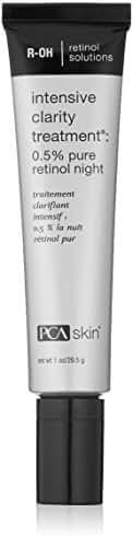 PCA SKIN 0.5% Pure Retinol Night Intensive Clarity Treatment, 1 oz.