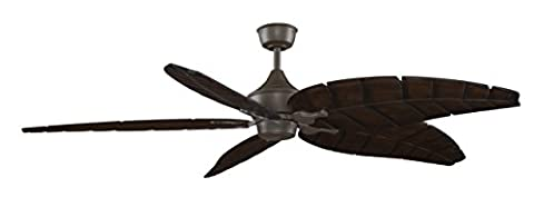 Fanimation MAD3252OB The Big Island with 60-80-Inch Sweep, Oil-Rubbed Bronze, Motor Only - Fanimation Oil