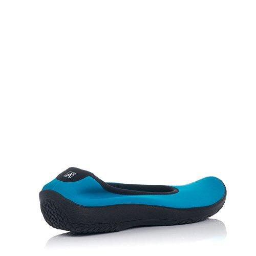 Arcopedico Lolita Piso Negro- Azul Azul
