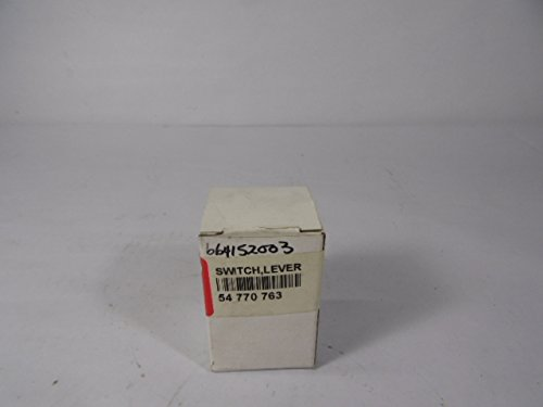 Genuine Parts 54770763 Switch Lever. Capable of Operating a Switch Track Manually