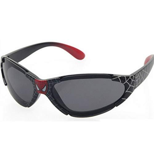 Kids Sunglasses Child Baby Safety Coating Fashion Spider-Man for Kid Shades Children Eyewear Eyeglasses Summer(Multi,otm-1) ()