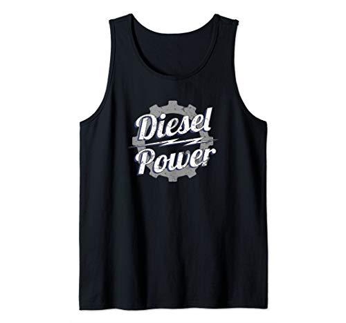 - Diesel Power Cog Diesel Power Roll Coal Diesels Tank Top