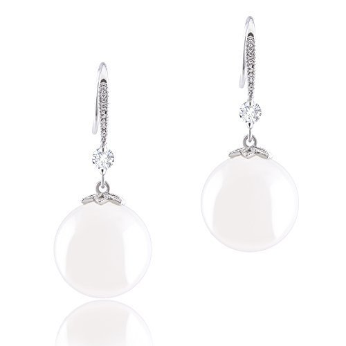 Simulated Zirconia Accented Earrings 11 5 12 product image