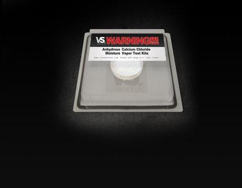 Moisture Test - Calcium Chloride Test Kit (Single Unit) - Chloride Test