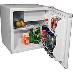 UPC 688057300450, Haier 1.7 Cubic Ft Refrigerator with Freezer