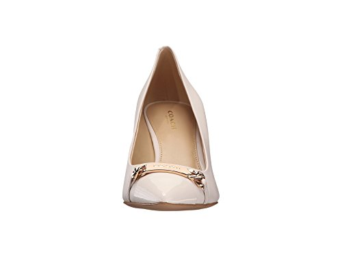 Coach Womens Bowery Pointed Toe Classic Pumps Photo #6
