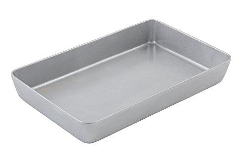 Bon Chef 5067PG Aluminum/Pewter Glo Rectangular Casserole, 3 quart Capacity, 9-1/4