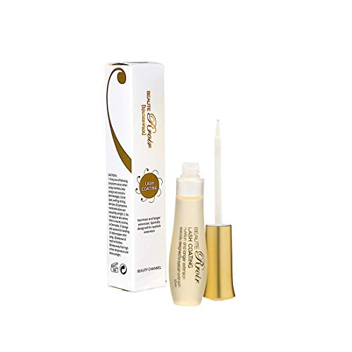 Beaute Rroir Lash Coating Essence Clear Sealant for Eyelash Extensions Sealer (brush type) (Best Eyelash Extension Sealer)