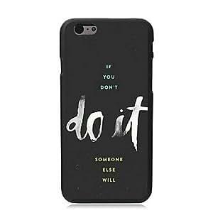 WQQ hágalo diseñar caso duro para el iphone 6 más