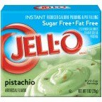 (Jell-O Pistachio Flavor Sugar Free Pudding & Pie Filling (4-Pack))