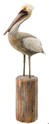 Wooden Pelican