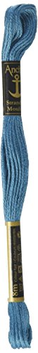 Anchor Six Strand Embroidery Floss 8.75 Yards-Teal Medium 12 per box