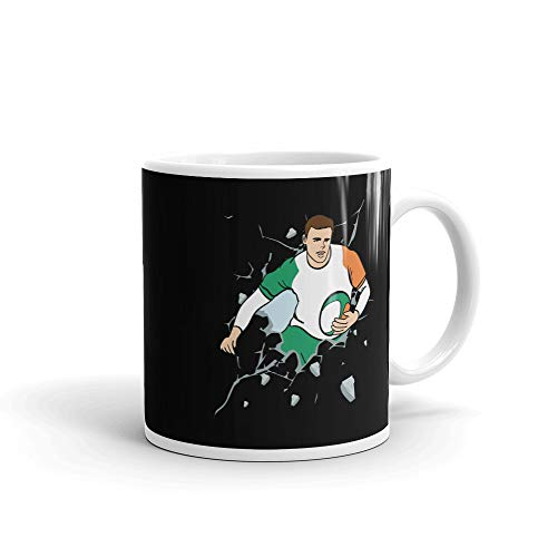 Ireland Rugby Union Jersey | 2019 Fans Kit for Irish Supporters, Players, Mug