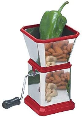 STAINLESS STEEL BIG Chilly and Dry Fruit Cutter Super Chilly Cutter Vegetables,