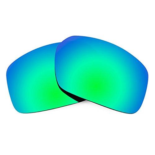 Optic — Spy múltiples Touring Revant Lentes Mirrorshield repuesto Polarizados Esmeralda Verde Opciones de para AwaxapqW4X