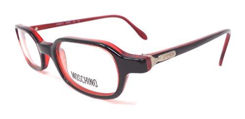 Donna 3507 M Da Moschino 136 Vista Occhiali V Nero Rosso E Cxwqxt4
