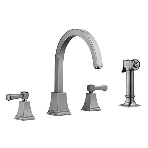 Design House 522110 Kitchen Faucets, Satin Nickel