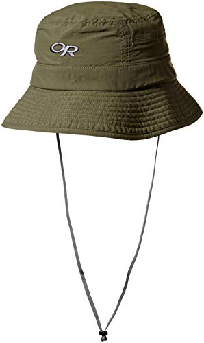 Outdoor Research Bugout Sombriolet Sun Bucket, Fatigue, Large
