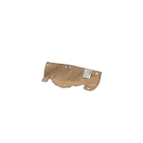 MSA 696688 Hard Hat Terry Cloth Sweatband, Gray, 10-Pack from MSA