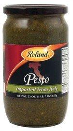Roland Pesto In Olive Oil, 23 Oz 1 Jar