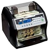 2 IN 1 - Royal Sovereign Bill Counter WITH COUNTERFEIT DETECTION (Counts over 1,200 bills per minute)