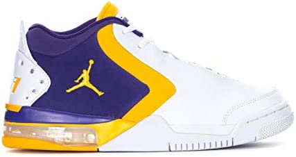Gold-Court Purple Big Fund Sneakers