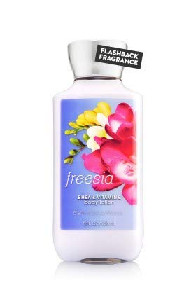 Bath & Body Works Freesia Shea & Vitamin E Body Lotion, 8 Ounce from Bath & Body Works