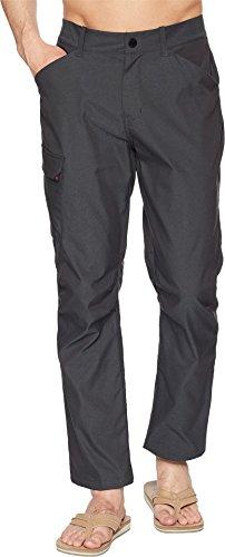Mountain Hardwear Men's Canyon Pro Pants, Shark, 33W x 32L (Hardwear Mountain Pant Canyon)