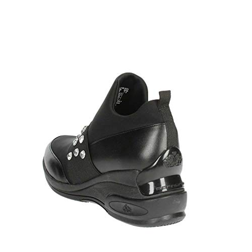 Alta Pi19daily1 Sneakers Nero Donna Fornarina qwfvHEaB