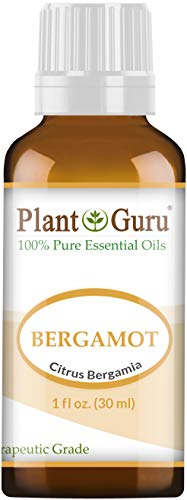 Bergamot Essential Oil 1 oz / 30 ml 100% Pure Undiluted Therapeutic Grade.