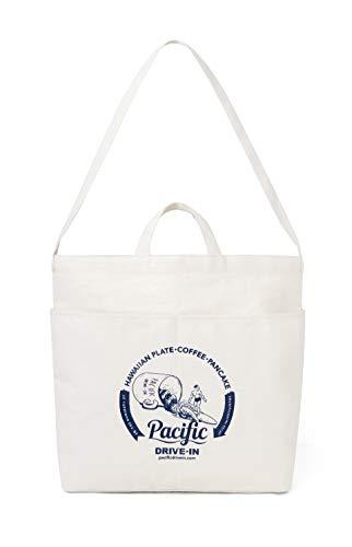 Pacific DRIVE-IN 2WAY ショルダーバッグ BOOK 画像 B