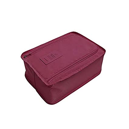 23290c0cae1b Storage Bag - 21 30 11cm Waterproof Shoe Travel Pouch Portable Tote ...