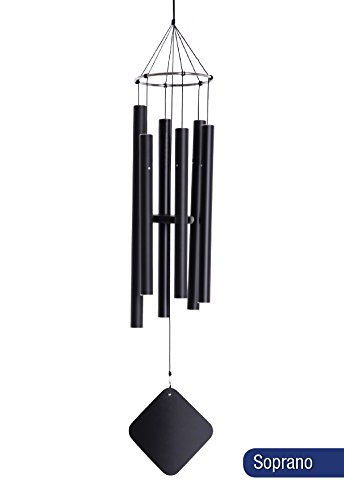 Music of the Spheres - Pentatonic Soprano, Wind Chime, Handcrafted, Precision Tuned, Weather-resistant, 30'' by Music of the Spheres (Image #6)