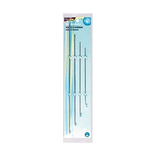 Upholstery Needles-Assorted 4/Pkg Dritz FBA_9021