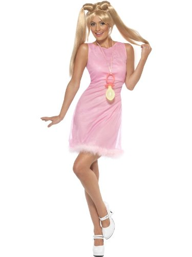 Spice Power Adult Costume Baby Spice -