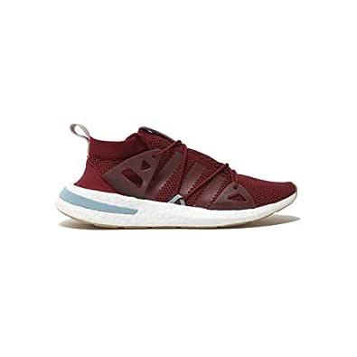 adidas Womens CG6222 Women's Arkyn Collegiate Burgundy/Ash Grey Cg6222 Red Size: 5.5