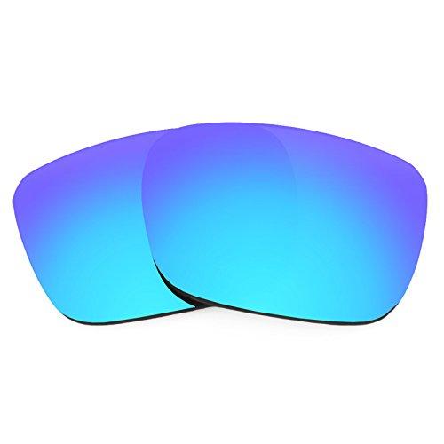 Bleu Plusieurs Pour Verres Rechange Spy Optic Glacier polarisés — Helm Options De MirrorshieldNon OXkiuPZT
