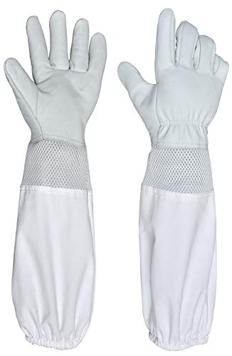Top 3 Best Beekeeping Gloves That Offer You Maximum Sting