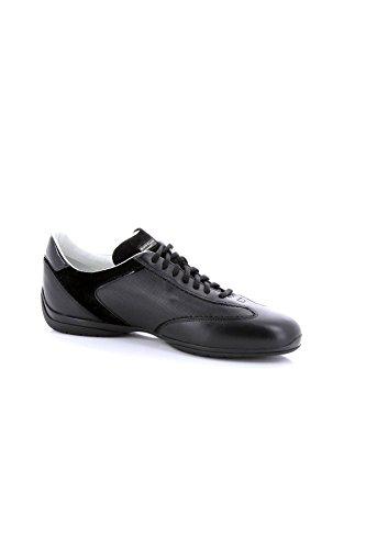 Santoni Sneakers Amg Noir 20162 01  Amazon.fr  Chaussures et Sacs 62762b1f1f6