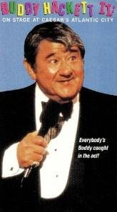 Buddy Hackett Live On Stage At Caesar's Palace In Atlantic City (1985) - Malls City Atlantic