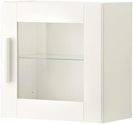 Ikea Brimnes Armoire Murale Avec Porte En Verre Taille 39 X 39