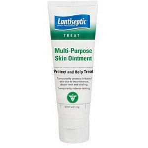 SANTUS LANTISEPTIC® DAILY CARE SKIN PROTECTANT: CaldaZinc Ointment, 4 oz Tube, ()