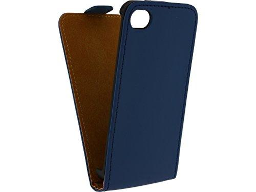 Mobilize Ultra Slim Flip Case Apple iPhone 4/4S Dark Blue