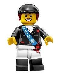 LEGO Olympic Minifigures: Olympic Horse Rider