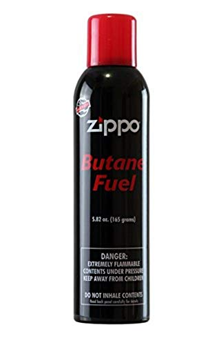 Zippo Butane Fuel - Zippo Butane Fuel 5.82 oz