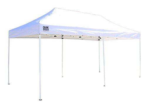 Quik Shade Commercial C200 10'X20' Instant Canopy, White